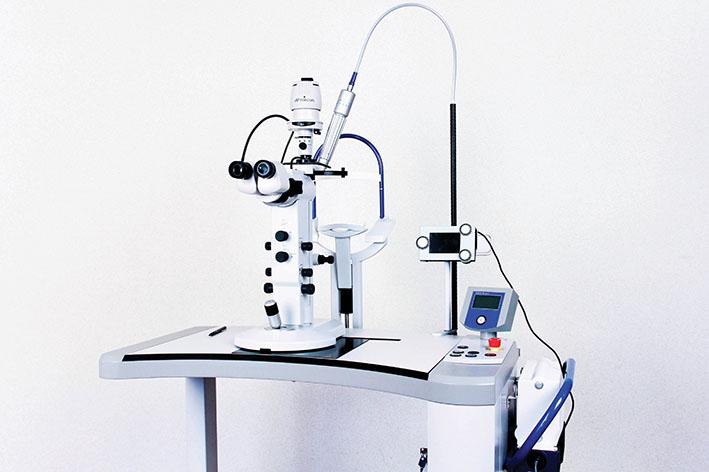 Cirius - модульный офтальмологический лазер