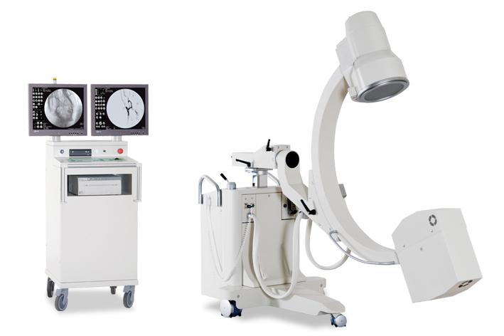 Ares MR - рентгенодиагностическая С-дуга
