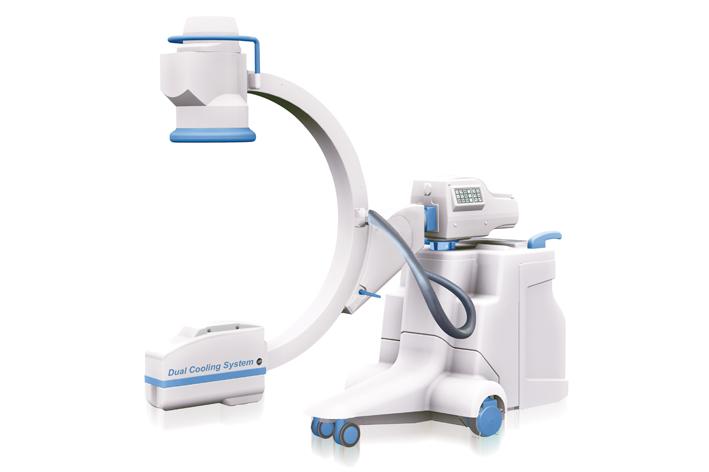 Рентгенохирургическая С-дуга Ares MR Angio