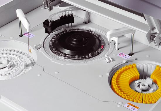 Биохимический автоматический анализатор напольный CS -300B