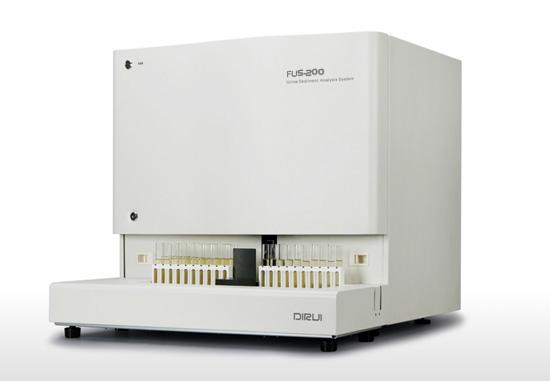 FUS-100 анализатор осадки мочи