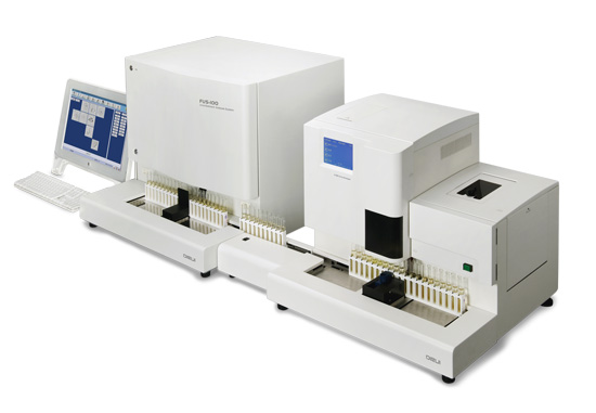 Автоматическая аналистическая система мочи (FUS-100/H800)