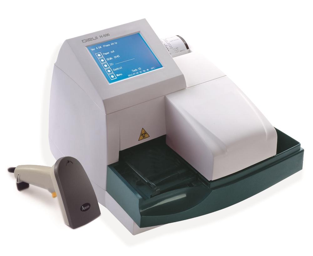 H-500 Полуавтоматический анализатор мочи