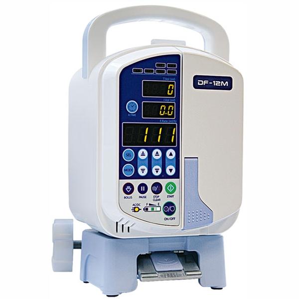 Контроллер подачи лекарственых веществ, инфузионный AITECS модель DF-12