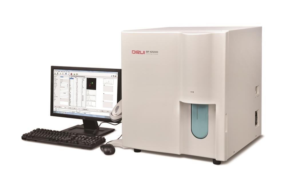 Гематологический автоматический анализатор BF -6500