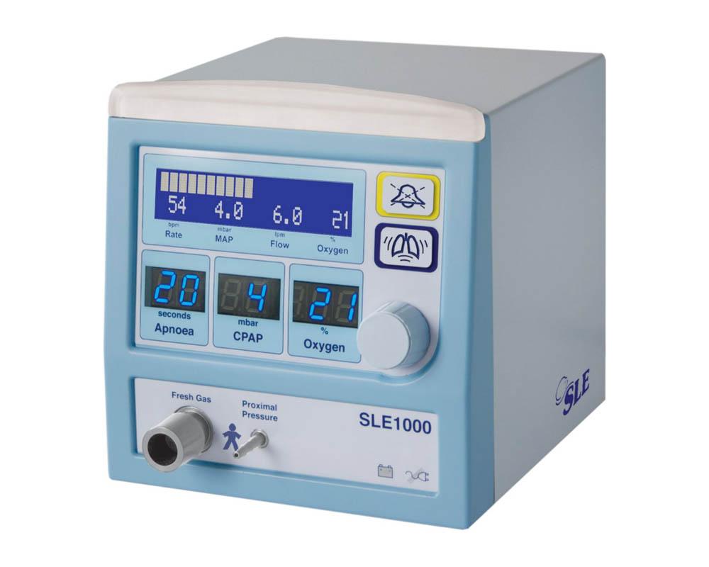 Аппарат назальной CPAP терапии педиатрический SLE 1000