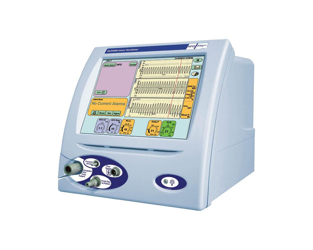 Аппарат искусственной вентиляции легких SLE 5000