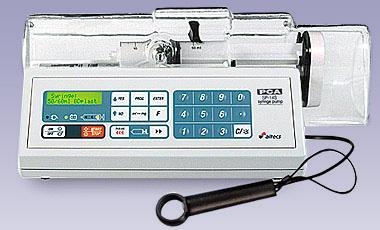 Шприцевой насос SP-14S PCA (Контролируемая Пациентом Анальгезия)